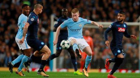 Kevin De Bruyne, Kevin De Bruyne Manchester City, Manchester City Kevin De Bruyne, Manchester City football, English Premier League, Football