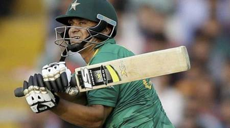 Khalid Latif, Khalid Latif ban, Khalid Latif Pakistan, Khalid Latif spot-fixing, PCB, sports news, cricket, Indian Express