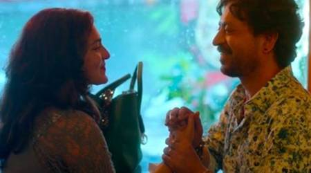 Watch: Qarib Qarib Singlle song Khatam Kahani is a fun track