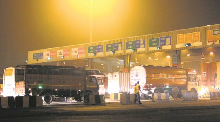 Kherki daula toll plaza, Kherki daula firing, Gurgaon firing, gurgaon toll plaza, Gurgaon news