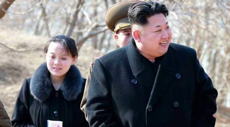 North Korea's 'princess' now one of the secretive state's top policy makers