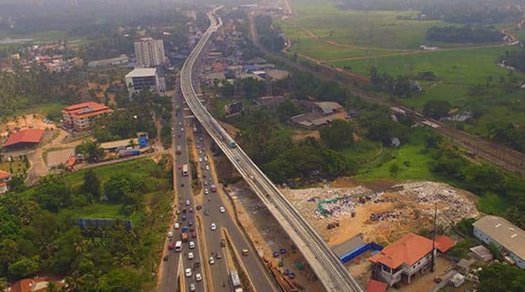 Kochi metro, kochi metro truck accident, kerala truck accident, kerala hit and run