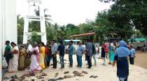 Hundreds flock to Kerala church after children report 'seeing' Mother Mary
