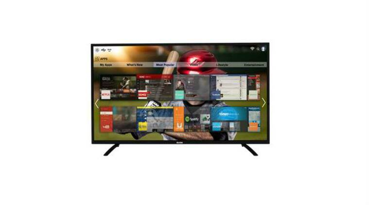 Kodak 55-inch 4K UHD Smart TV, Kodak 55-inch 4K UHD Smart TV price in India , Kodak 55-inch 4K UHD Smart TV launch in India, Kodak 55-inch 4K UHD Smart TV Flipkart, Kodak 55-inch 4K UHD Smart TV Android, Kodak 55-inch 4K UHD Smart TV specifications, Kodak Smart TV