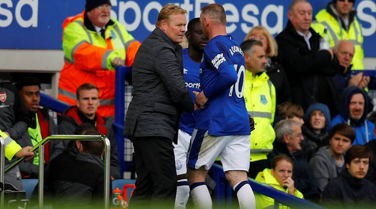 Ronald Koeman, Everton, Premier League, Everton vs Arsenal, Goodison Park