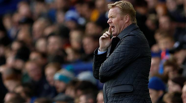 Koeman Admits Everton Job Not In His Hands After Defeat To Arsenal