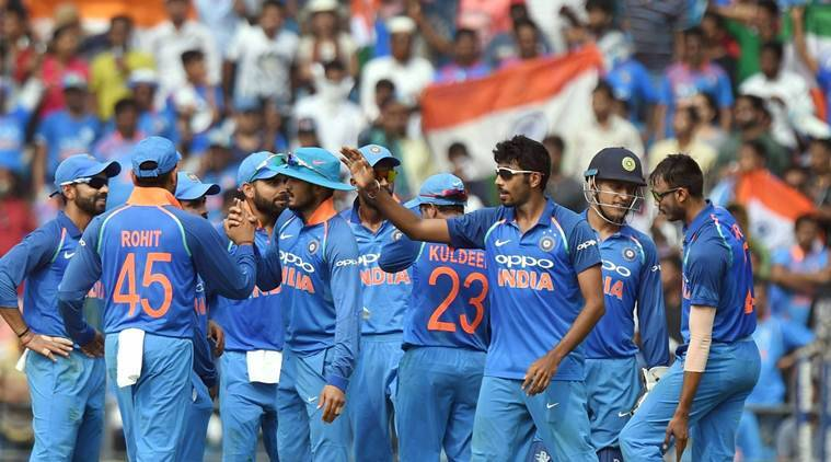 India restricted Australia to 242/9 in Nagpur