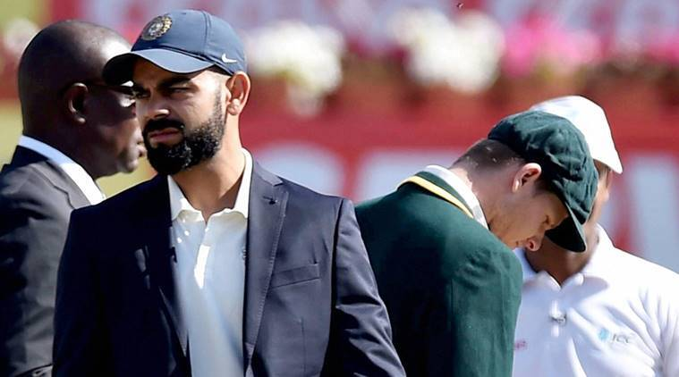 steve smith, virat kohli, steve smith brain fade, drs, brain fade, the journey, india vs australia, test series, cricket, sports news, indian express