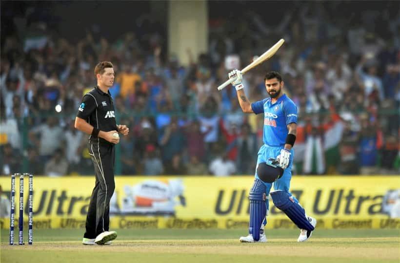 Virat Kohli photos, Rohit Sharma, India vs New Zealand pictures, Ind vs NZ pics, India vs New Zealand photos, Kohli hundred images, Indian Express