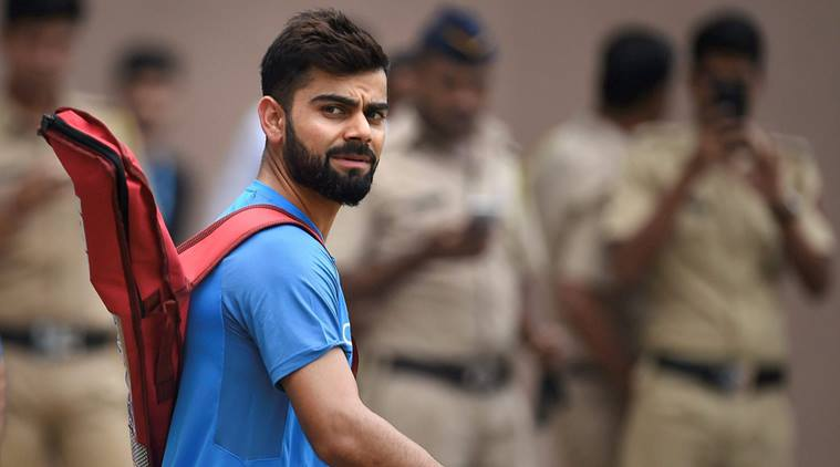 Virat Kohli Kohli Virat Kohli stats BCCI India vs Sri Lanka Ind vs SL Sri Lanka tour of India 2017 Cricket news Indian Express