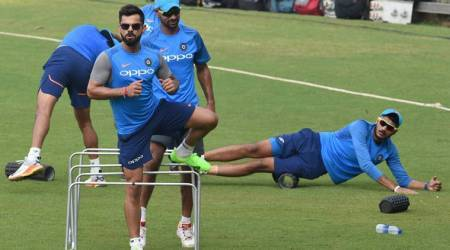 India stick to rotation policy to keep key players fit