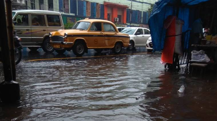 Kolkata rains live updates, kolkata rains live, kolkata rains, netaji subhash chandra bose airport, kolkata rainfall, kolkata weather, kolkata news, india news