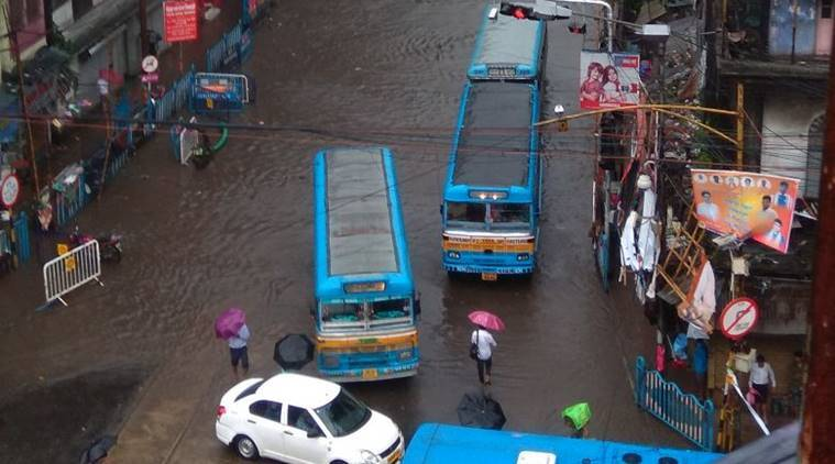Kolkata rains live updates, kolkata rains live, kolkata rains, netaji subhash chandra bose airport, kolkata rainfall, kolkata weather, kolkata news, india news