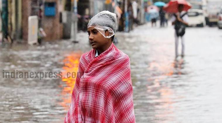 kolkata rain, west bengal rains, bengal rainfall, rain forecast, rainfall, bengal weather, indian express, india news, kolkata news