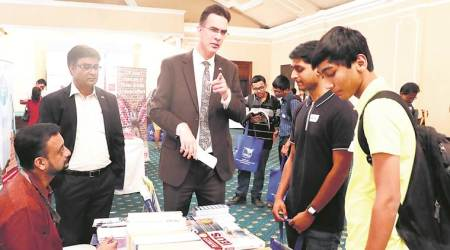 study abroad, study in us, indian students in us, us colleges in engineering, us colleges in business, us education, kolkata, latest news, indian express