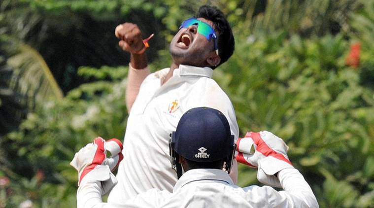 Krishnappa Gowtham, Krishnappa Gowtham Karnataka, Krishnappa Gowtham barred, BCCI, sports news, cricket, Indian Express