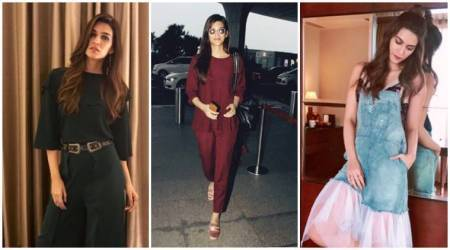 Kriti Sanon's latest outfits are proof that she can ace any look