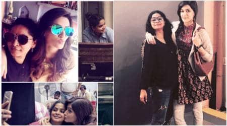 Kriti Sanon wishes Ashwiny Iyer on her birthday, calls her a gem of awoman