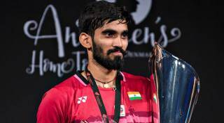 Kidambi Srikanth wins Denmark Open 2017, third Super Series title of the year