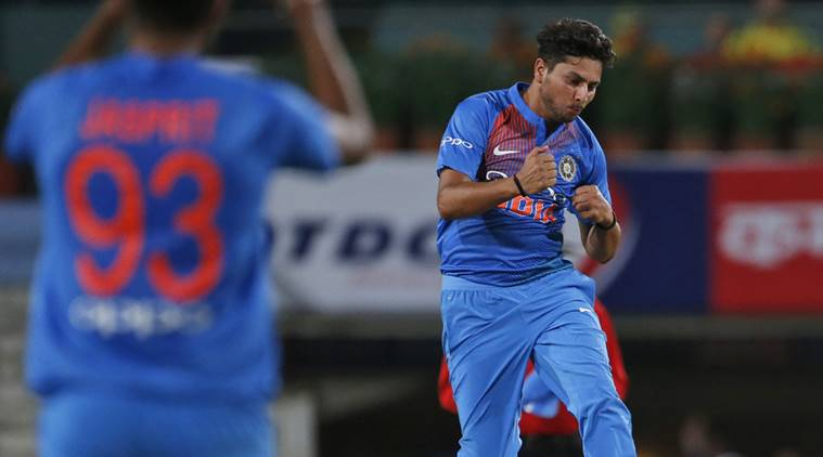 kuldeep yadav, kuldeep, anil kumble, kumble, suresh raina, ranji trophy, cricket, sports news, indian express