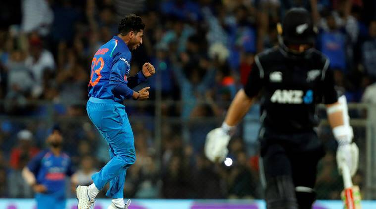 india vs new zealand, ind vs nz, india vs new zealand 1st odi, ind nz mumbai odi, dinesh karthik, yuzvendra chahal, kuldeep yadav, cricket news, sports news, indian express
