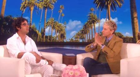 VIDEO: Kunal Nayyar's DIWALI conversation with Ellen DeGeneres is downright HILARIOUS!
