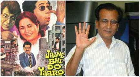 Forgotten director of the unforgettable Jaane Bhi Do Yaaro