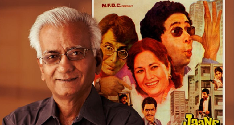 Kundan Shah, Kundan Shah death, Jaane Bhi Do Yaaro, Vidhu Vinod Chopra, Vidhu Vinod Chopra film, Jaane Bhi Do Yaaro film, Jaane Bhi Do Yaaro film story, Kundan Shah film, Kundan Shah photo