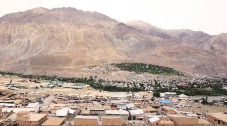 Kargil records coldest night of season