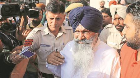 Sucha Singh Langah surrenders in Gurdaspur court, sent to five days police custody