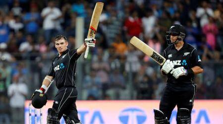 India vs New Zealand 1st ODI: Tom Latham, Ross Taylor steer visitors to six-wicket win in Mumbai