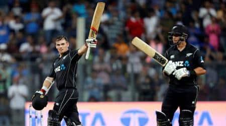 India vs New Zealand 1st ODI: Tom Latham, Ross Taylor steer visitors to six-wicket win inMumbai