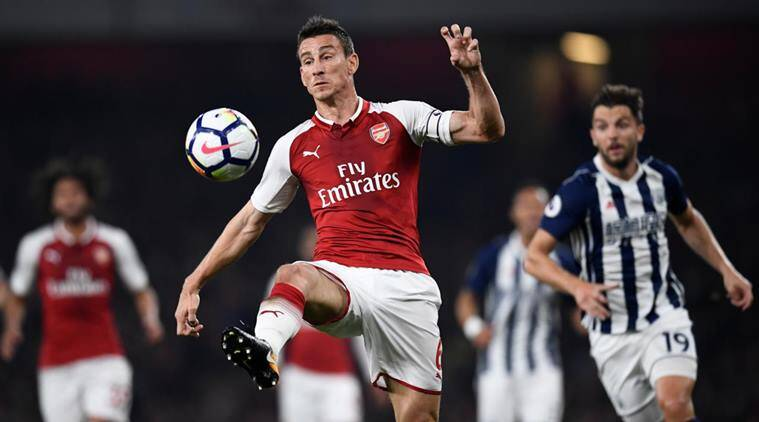 Shkodran Mustafi, Laurent Koscielny, Arsene Wenger, Arsenal, Premier League, Football news, Indian Express