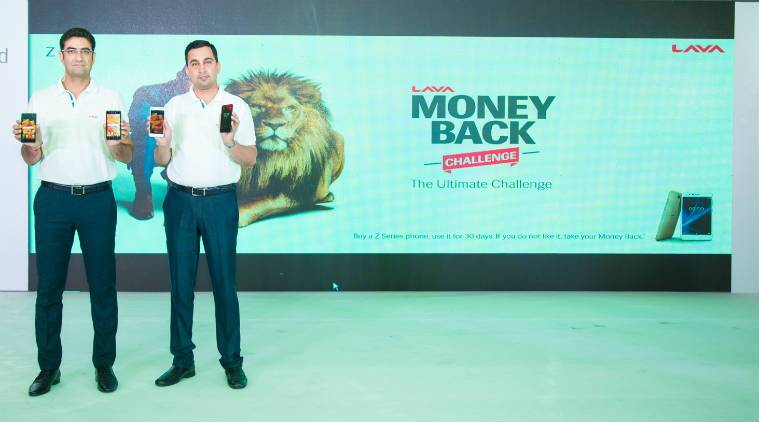 lava announces money back challenge z series smartphones all you lava announces money back challenge z series smartphones all you need to know the n express