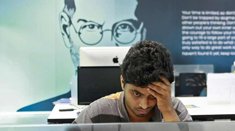 Layoffs, Company layoffs, Unemployment, Employment numbers India, Hiring, FMCG hiring, Employees, Business news, Indian Express