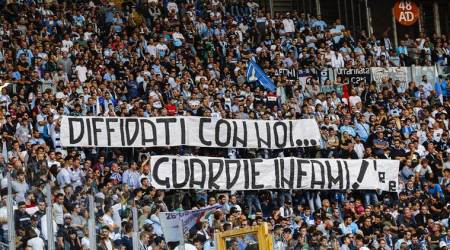 Serie A: Lazio fans direct racist chants at 2 Sassuolo players