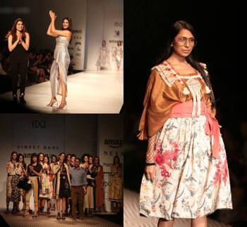 Aifw Ss 2018 Showstoppers Aahana Kumra Nidhhi Agerwal Spell Magic On Day 2 Lifestyle Gallery News The Indian Express