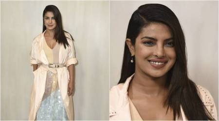 Priyanka Chopra is fresh as a daisy in this glitzy look for LA museum gala