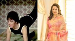 hema malini, hema malini latest photos, hema malini movies, hema malini saris, hema malini films, indian express, indian express news
