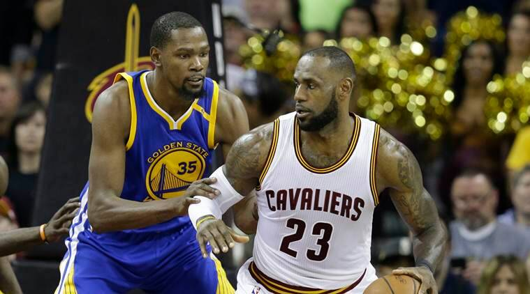 LeBron James, LeBron James injury, Cleveland Cavaliers vs Boston Celtics, Cleveland Cavaliers, Boston Celtics, Sports news, Indian Express