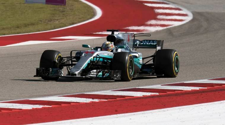 Lewis Hamilton, Lewis Hamilton mercedes, US Grand Prix, Formula one, F1, sports news, Indian Express