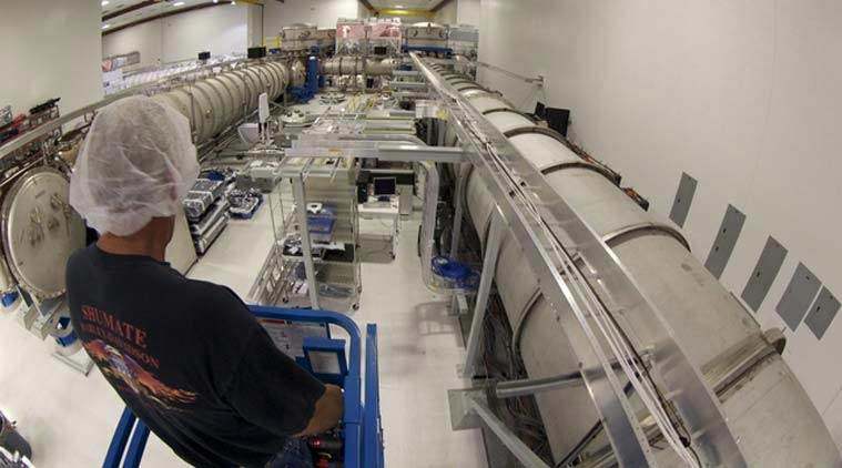 ligo, ligo india, gravitational waves, ligo india project, ligo project, ligo interferometer, ligo india project set up, ligo india operations, ligo laboratory, laser interferometer gravitational wave observatory, ligo research, science, technology, science news, 2017 nobel prize, nobel prize for physics, gravitational waves, albert einstein, waves, Indian express explained, ieExplaind