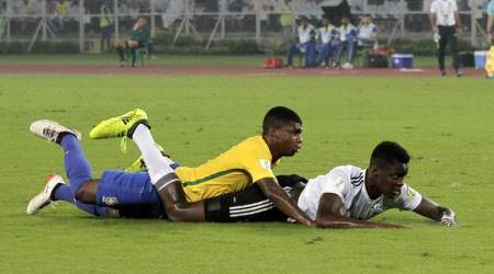 FIFA U-17 World Cup: As youngsters showcase talent, big players watch from the stands