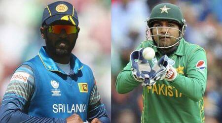 Pakistan vs Sri Lanka, live cricket score, 4th ODI: Sri Lanka on backfoot against Pakistan in Sharjah