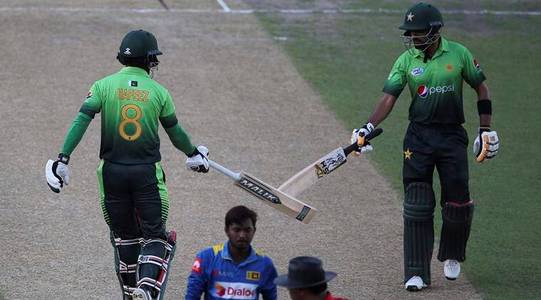 pak vs sl live score, pakistan vs sri lanka live score, live cricket score, live pak vs sl score, live pakistan vs sri lanka cricket match, pakistan vs sri lanka live, cricket news, sports news, indian express