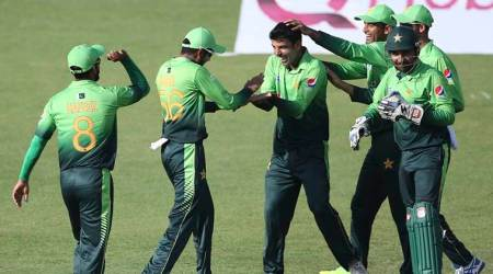 Pakistan vs Sri Lanka, live cricket score, 4th ODI: Pakistan lose two in 174-run chase against Sri Lanka in Sharjah