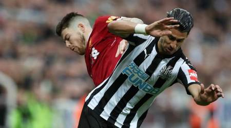 Rafael Benitez frustrates former club Liverpool with Newcastle draw