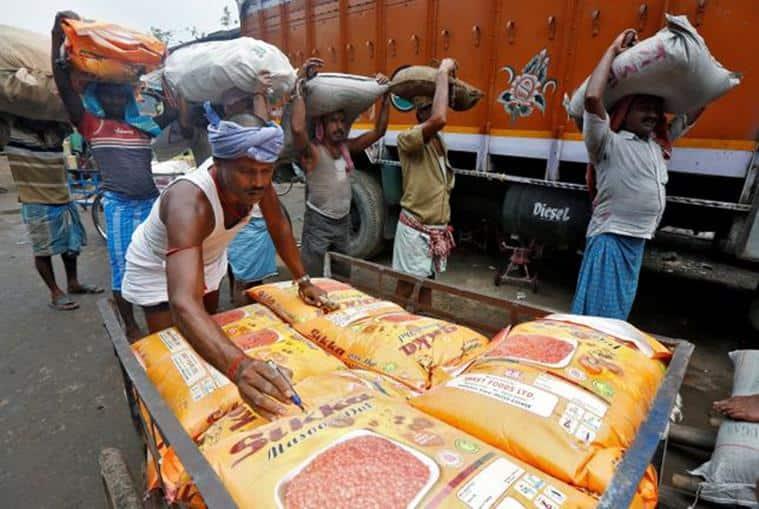 Assam govt, Assam govt on loading unloading wages, Assam loading unloading wages, Minimum Wages Act, assam news, indian express news