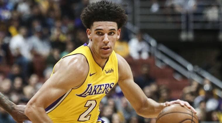 Lonzo Ball, Los Angeles Lakers, NBA, Big Baller Brand