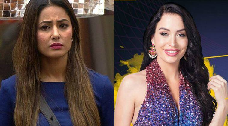 Bigg Boss 11 October 16, 2017 written updates: Lucinda Nicholas is out, Hina Khan among nominated contestants